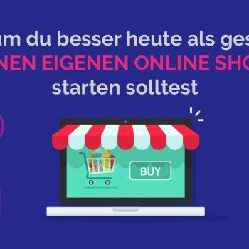 eigenen online shop erstellen