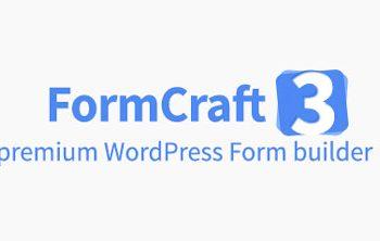 formcraft premium wordpress plugin