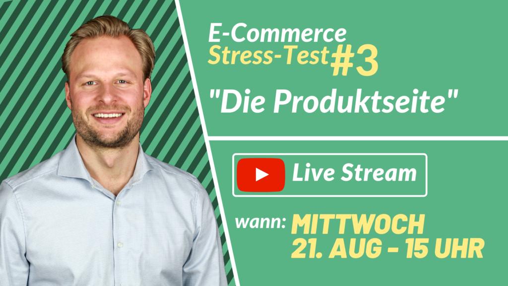ecommerce stress test #3