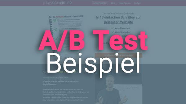 ab testing in wordpress