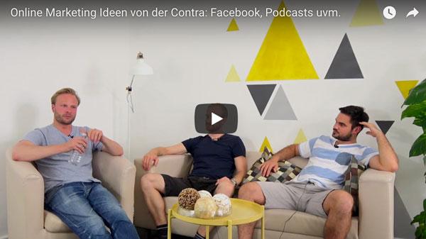 Online Marketing Talk Malte Jonas Arne